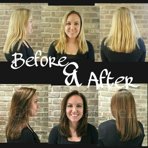 Before & After with Jessica
