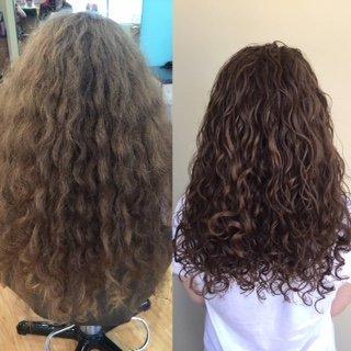 Deva Curl Cut