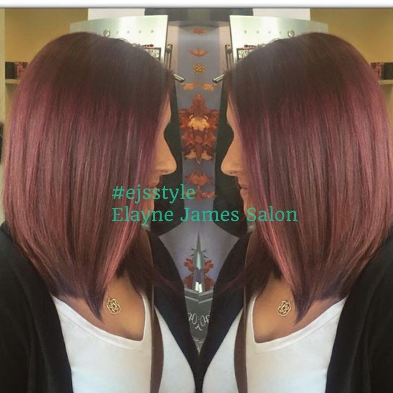 Rich & Beautiful Burgundy Color