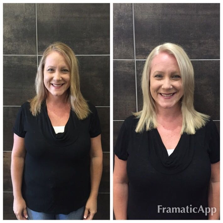 Before & After by Samantha