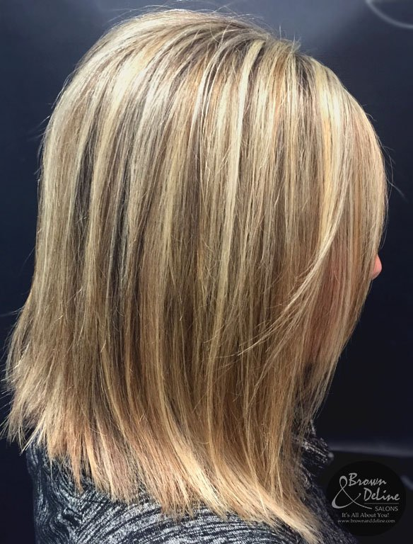 Cut and Hightlight by Kristy