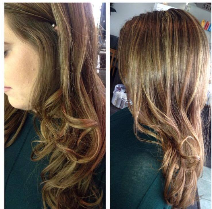 Soft Bronde Color 2015