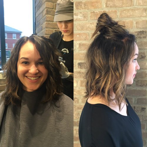 Before & After by Sabrina