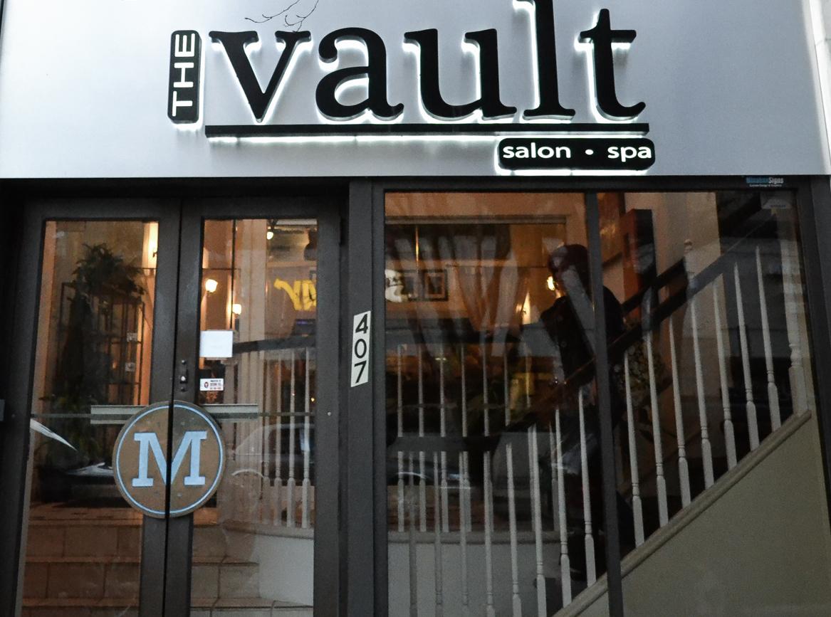 Vault Salon