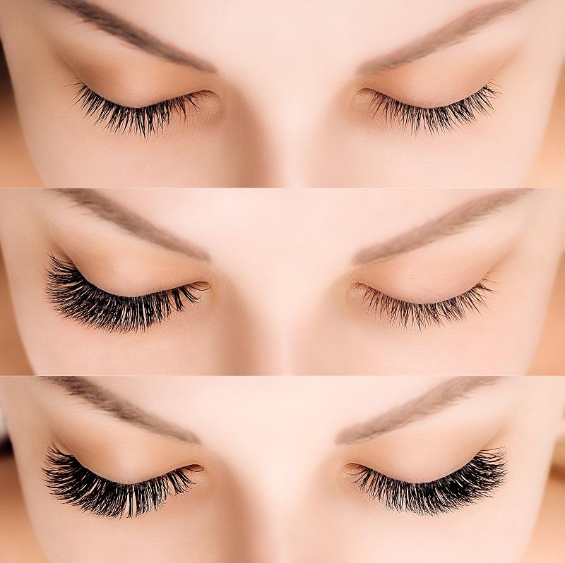 Eyelash Extensions in Overland Park & Kansas City – Voga Salon