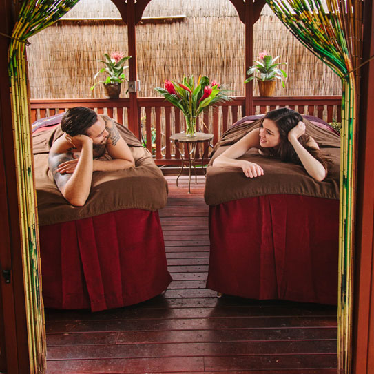 Spa Packages for Two