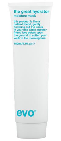 Great hydrator moisture mask