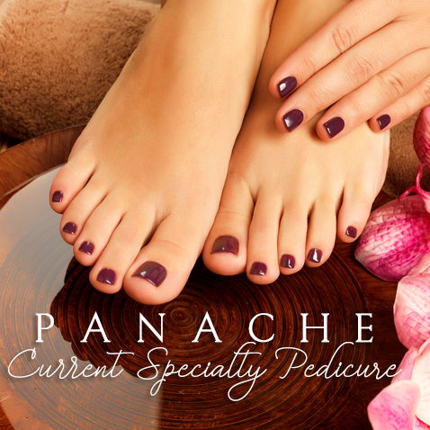 August Specialty Pedicure
