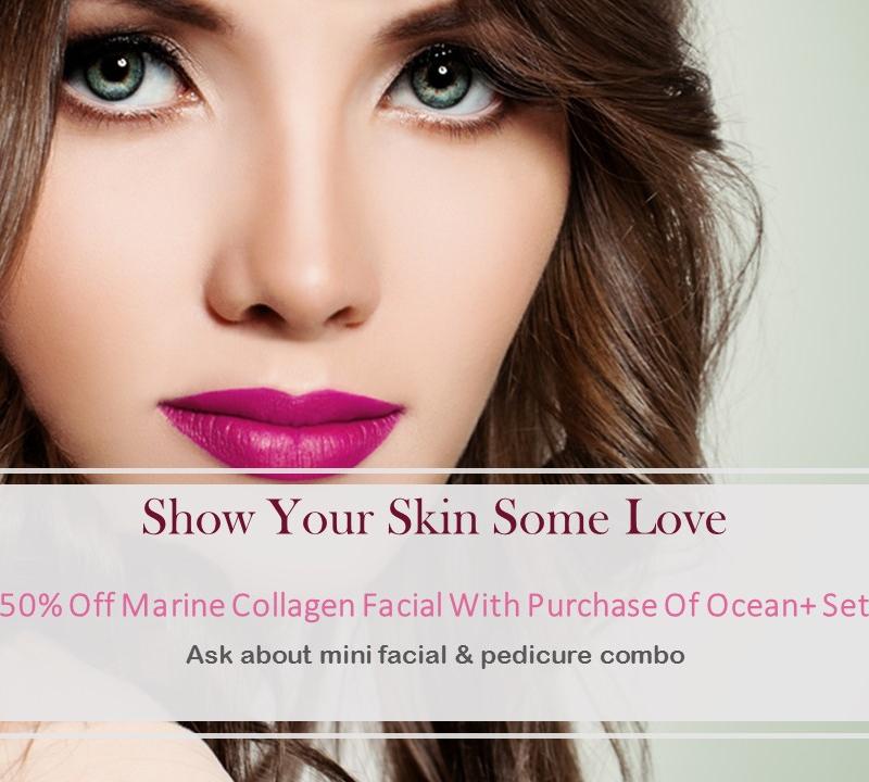 50% OFF Marine Collagen Facial