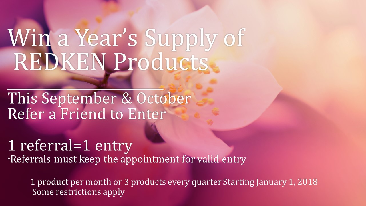 Win a Year's Supply of REDKEN Products