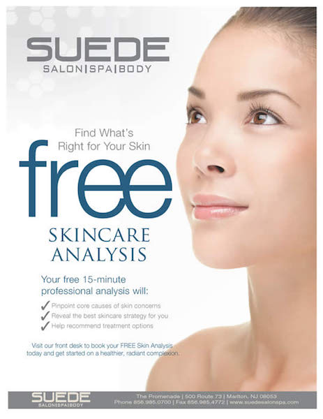 FREE Skincare Analysis