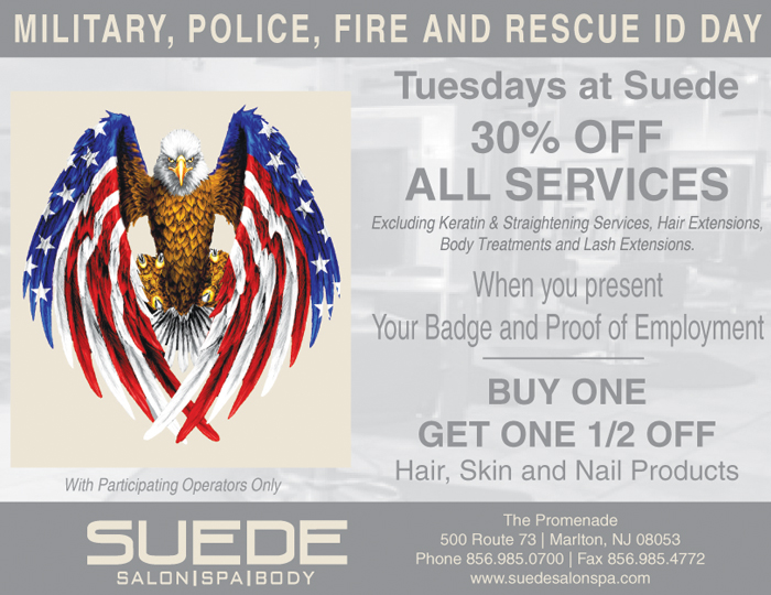 Military, Police, Fire, & Rescue ID Day!