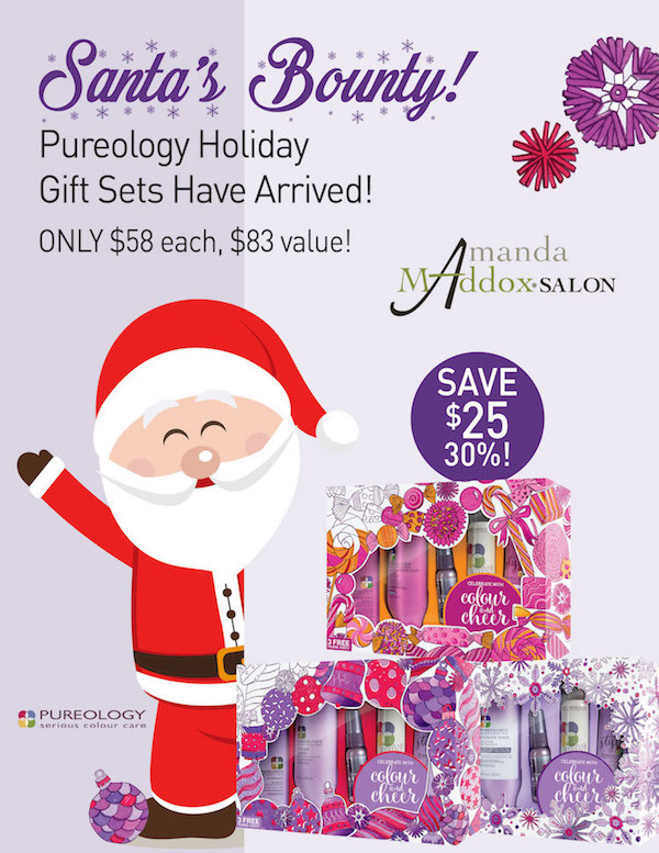 Pureology Holiday Gifts