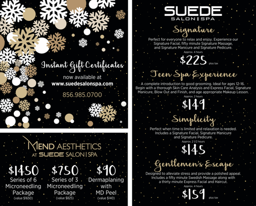 2018 Holiday Day Of Beauty Packages