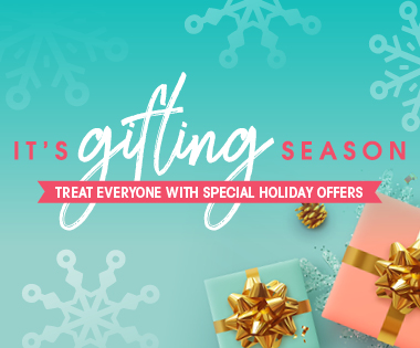 Special Holiday Offers!