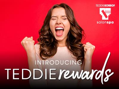 Teddie Rewards!