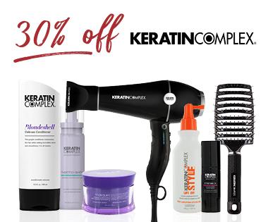 30% Off Keratin Complex