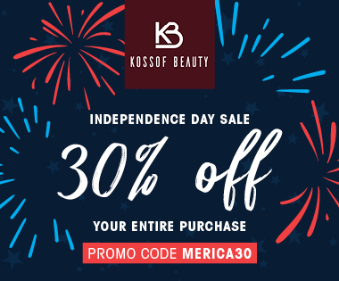 30% Off Independence Day Sale