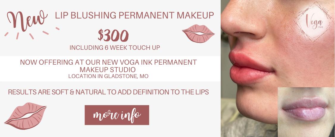 lip blushing image
