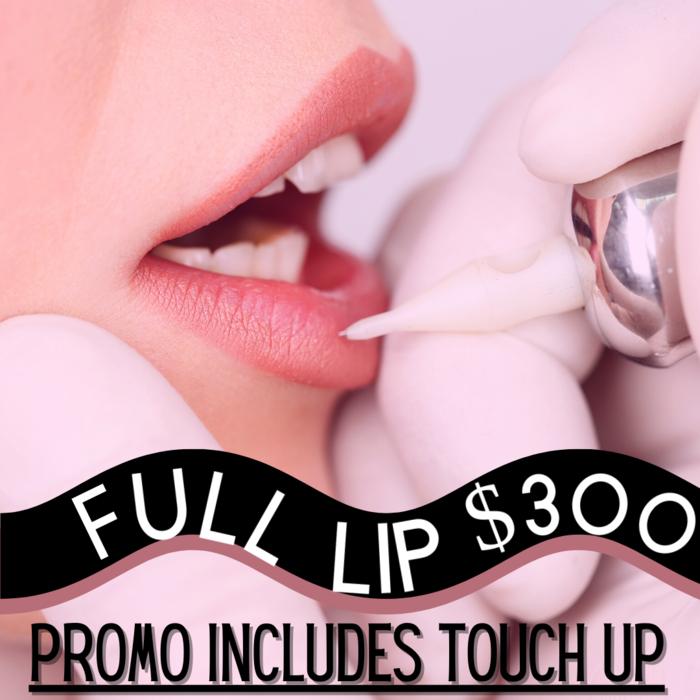 lip promo image