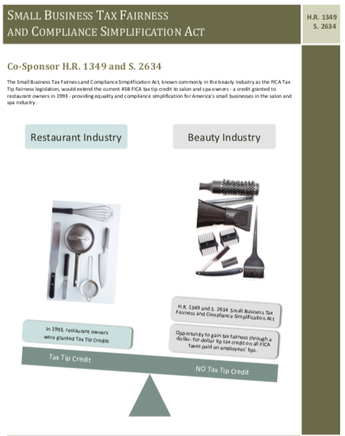 H.R. 1349 / S. 2634 Materials