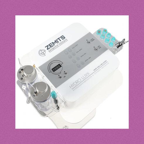 Hydradermbrasion w/ oxygen
